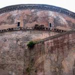 oud, gebouw, Rome