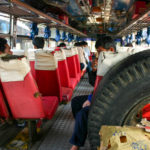 oude, bus