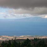 landschap, wolken, Tenerife