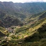 berglandschap, Gomea